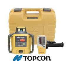 topcon rl h4c rotary laser horizontal level dry battery topcon