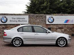 used 2004 bmw e46 3 series 98 06 325i sport for sale in scotland