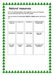 natural resources worksheets 2nd grade worksheets comprehension