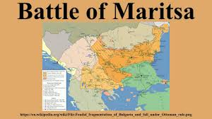 Ottomans Wiki by Battle Of Maritsa Youtube