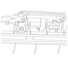 repair instructions sunroof motor actuator replacement 2005
