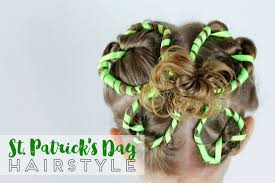 447 best short hair images on pinterest hairstyles short hair st patrick u0027s day hairstyle for little girls youtube