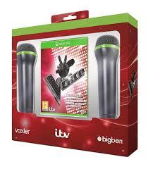 xbox one karaoke itv the voice xbox one
