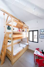 architecture kid bedroom 50s home remodeled by egue y seta