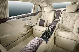 mercedes maybach s500 mercedes maybach s class pullman revealed autocar