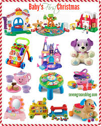 best gifts for baby u0027s first christmas girly toy and boys