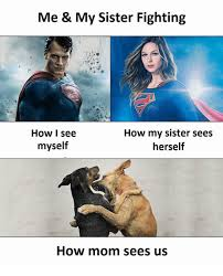 Memes About Sisters - 25 best memes about my sister my sister memes