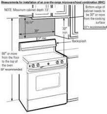 how to install over the range microwave without a cabinet install an over the range microwave oven most otr microwaves are