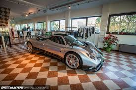 pagani zonda gold la nonna the grandmother of all zondas speedhunters