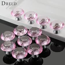 Door Knobs For Kitchen Cabinets by Online Get Cheap Pink Glass Door Knobs Aliexpress Com Alibaba Group