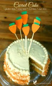 carrot cake gluten egg nut u0026 dye free raising generation