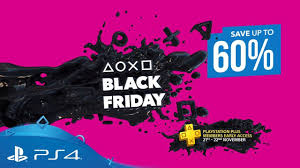black friday deals playstation store