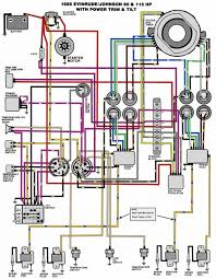 wiring diagram mercury 115 hp outboard wiring diagram 35 mercury