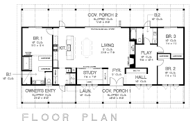 100 1 story floor plan one story cottage house plans beauty