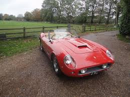 pink chrome ferrari previously sold tom hartley jnr