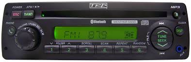 kenworth aftermarket parts trp radio cd player offers hands free capability to answer cell