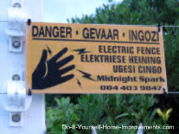 installing electric fencing an excellent way to deter intruders