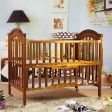 multifunctional european style baby bed solid wood baby crib