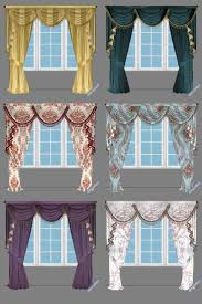 Valance Window Treatments by 258 Best Window Treatments Swag Valance Curtain Collection By