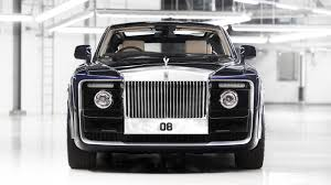 black rolls royce this oddball rolls royce could be the most expensive new car ever