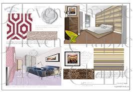 interior design portfolio book