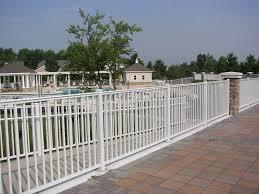 ada certified hand railings aluminum deck guardrails quality