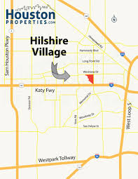Memorial City Mall Map Hilshire Village Tx Homes Real Estate Neighborhood Guide
