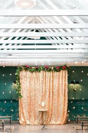 photo backdrop ideas 20 unique indoor wedding ceremony backdrop ideas weddingwire