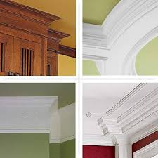 Crown Molding Design Ideas Moldings Room And Ceiling Trim - Decorative wall molding designs