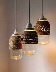 Mason Jar String Lights Turning Mason Jars Into Light Fixtures
