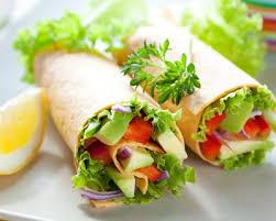cuisine crudivore recette wrap crudivore facile rapide