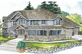 Angled House Plans Craftsman House Plans Rutherford 30 411 Associated Designs