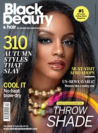 black beauty u0026 hair magazine