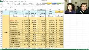 Debt Snowball Spreadsheet Debt Snowball Update No Spendtember Budget Report Card Youtube