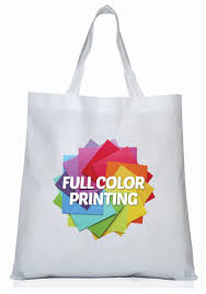 tote bags in bulk custom color sublimation tote bags stot225 discountmugs