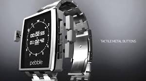 black friday pebble watch introducing pebble steel smart watch official launch video youtube