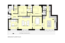 New England Homes Floor Plans New England Beach House Holiday Home In Sussex