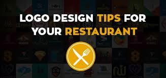 3 must follow logo design tips for your restaurant