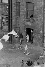 tenement backyard glasgow 1971 382 25a scots pinterest
