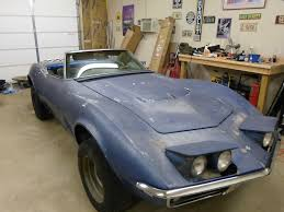 corvette project for sale ebay find of the week 1968 chevy corvette project car
