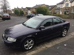 2003 audi a4 1 8 t quattro s line sport service history not a3