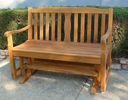 teak porch swing u2013 a calming seating alternative u2014 dahlia u0027s home