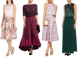 wedding guest dresses for winter mix match autumn winter wedding guest onefabday