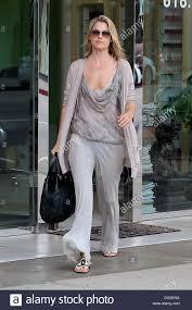 ali larter seen leaving the nail salon in studio city los angeles