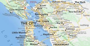 map of ta bay dictionary map of san francisco is actually surprisingly