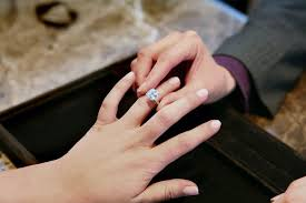 wedding ring photo should you give the engagement ring back the new york times