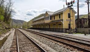 West Virginia travel underwear images Ghost towns of america thurmond west virginia jpg