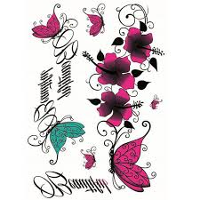 aliexpress com buy yeeech temporary tattoos sticker for