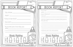 grade book report template fabulous book report freebie 2 versions