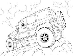 military jeep coloring page jeep coloring pages cars n 2 bus and military jeep coloring page
